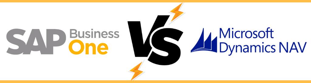 Sap Business One VS Microsoft Dynamics NAV