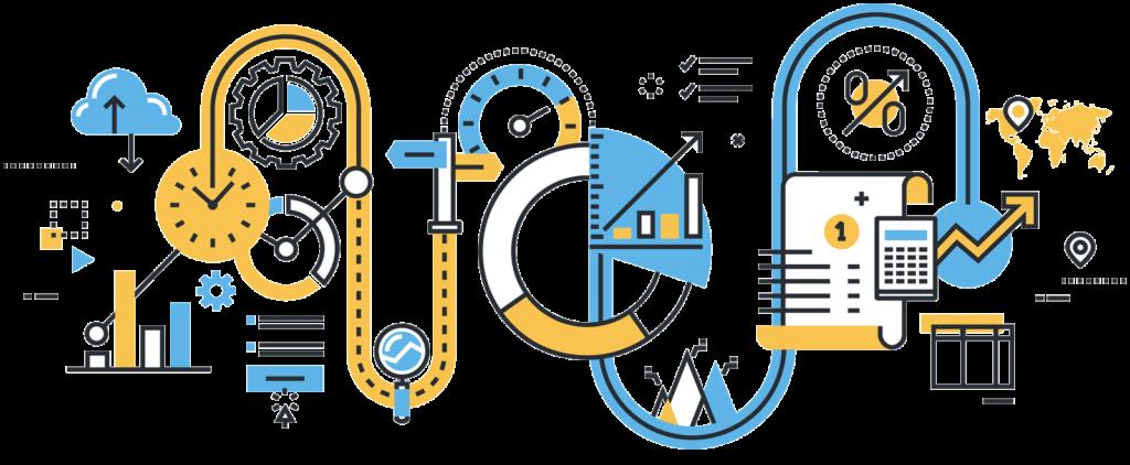 ilustración marketing digital